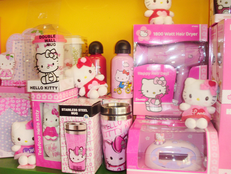 HELLO KITTY-ZOOM-003