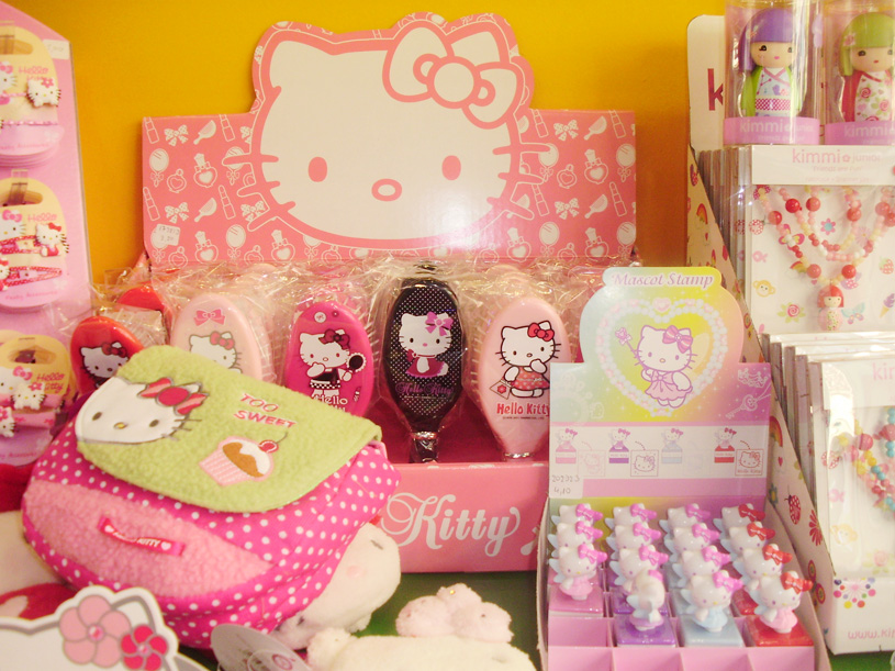 HELLO KITTY-ZOOM-007