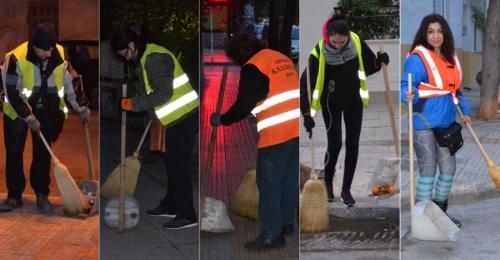 Οι οδοκαθαριστές του δήμου Καλλιθέας – Κάθε μέρα στη μάχη για μια πόλη καθαρή - VIDEO