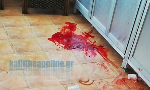 Καλλιθέα: 49χρονος μαχαίρωσε την γιαγιά του -