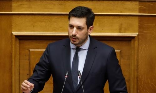 Κυρανάκης: Ζητά ανέγερση μνημείου για τα θύματα της Marfin