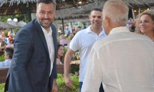 Γιάννης Καλλιάνος: Συνεχίζουμε όλοι μαζί για καθαρή νίκη την Κυριακή